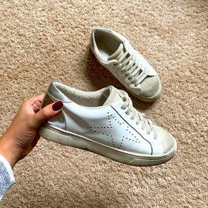 Rezza White Sneakers